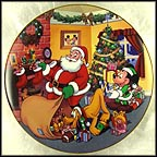 Special Delivery Collector Plate by Disney Studio Artists MAIN