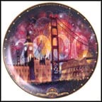 Celebrate 2000 Collector Plate by David Henderson