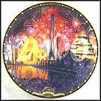 Commemorate 2000 Collector Plate by David Henderson