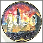 Salute 2000 Collector Plate by David Henderson