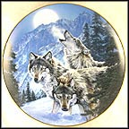 Call Of The Wild Collector Plate by Persis Clayton Weirs