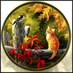 Observation Deck Collector Plate by Persis Weirs