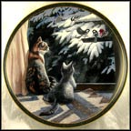 Room With A View Collector Plate by Persis Weirs