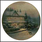 The Best Tradition Collector Plate by Thomas Kinkade