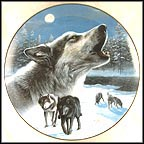 Midnight Harmony Collector Plate by Kevin Daniel