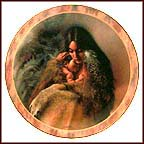 Cherished Union Collector Plate by Lee Bogle