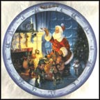 Gifts For One And All Collector Plate by Scott Gustafson