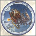 Up, Up, And Away! Collector Plate by Scott Gustafson MAIN