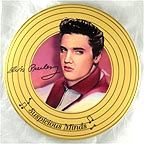 Suspicious Minds Collector Plate by Nate Giorgio MAIN