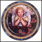 The Wonder Of Love Collector Plate by Donna Richardson MAIN