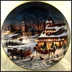 Evening Rehearsal Collector Plate by Terry Redlin