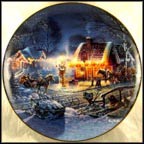 Sweet Memories Collector Plate by Terry Redlin
