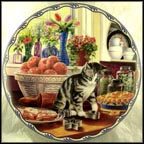 Harriet's Loving Touch Collector Plate by Mary Ann Lasher MAIN