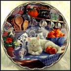 Mabel's Sunny Retreat Collector Plate by Mary Ann Lasher
