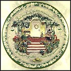 Cherish Your Family Collector Plate by Glenna King