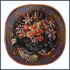 Dreams To Gather Collector Plate by Renee McGinnis