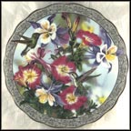 Perfect Harmony Collector Plate by Janene Grende