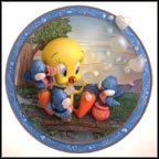 Bubbles In The Breeze Collector Plate