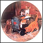 The Playmates Collector Plate by Wolfgang Kaiser