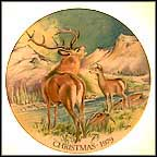 Monarch Of The Glen Collector Plate