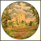 Castle Of The Blarney Stone Collector Plate
