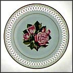 Angel Face Collector Plate by Allianora Rosse MAIN