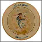 Joy To The World Collector Plate
