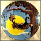 The Hang Out Collector Plate by Gary Patterson MAIN