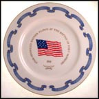 Star-Spangled Banner - 1814 Collector Plate MAIN