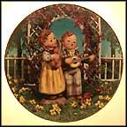 Little Musicians Collector Plate by M I Hummel