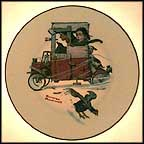 Soapbox Racer Collector Plate by Norman Rockwell