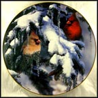 Winter Break Collector Plate by Russell Cobane_MAIN