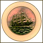 Nippon Maru - Japan Collector Plate