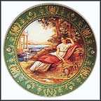 The Empress Josephine Collector Plate by Claude Boulme