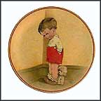 Thank God For Fido Collector Plate by Mabel Lucie Attwell