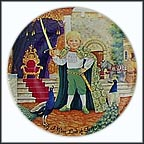 Tartary Collector Plate by Linda Worrall