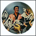 Stage Door Autographs Collector Plate by Bruce Emmett