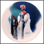 All About Eve Collector Plate by Chris Notarile