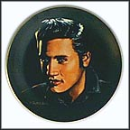 Love Me Tender Collector Plate by David Zwierz