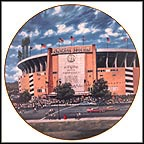Memorial Stadium: Home Of The Orioles Collector Plate by David Henderson MAIN