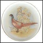 Noble Spirit: The Ring-Necked Pheasant Collector Plate