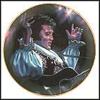 Moody Blues Collector Plate by Susie Morton MAIN