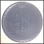 Deer Collector Plate