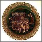 The Shoemaker Collector Plate