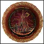 Saint Mary's In The Mountains - Carnival Collector Plate