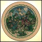 The Shepherds Collector Plate by Fritz Wegner