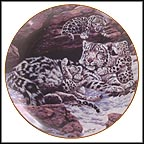 Mountain Serenity Collector Plate by R. G. Finney_MAIN