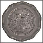 Patrick Henry Urges Armed Resistance - 1775 Collector Plate by Paul Calle