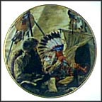 Breath Of Frienship Collector Plate by Paul Calle