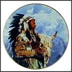Hear Me Great Spirit Collector Plate by Paul Calle